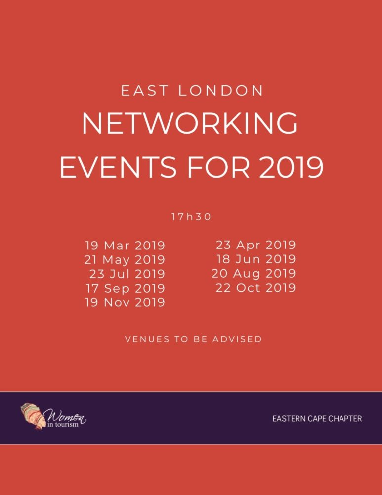 East London WIT Networking Events for 2019